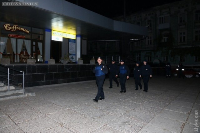 В Одессе полиция задержала двух кандидатов в депутаты горсовета от партии Труханова – СМИ