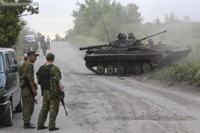В районе Бахмутки окружены более 100 украинских военных - Москаль