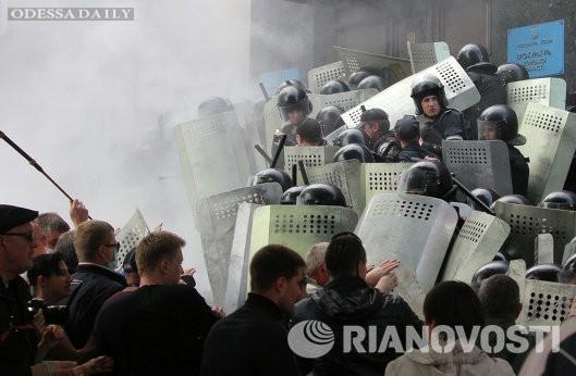 При штурме прокуратуры в Донецке пострадали 26 человек