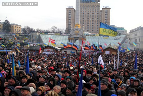 Никто до сих пор не привлечен к ответственности за события Евромайдана