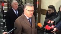 Гриценко дав свідчення в СБУ у справі про здачу Криму