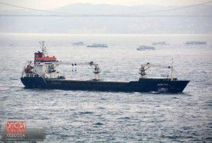 Освобожденное турецкое судно в Южном ищет нового капитана