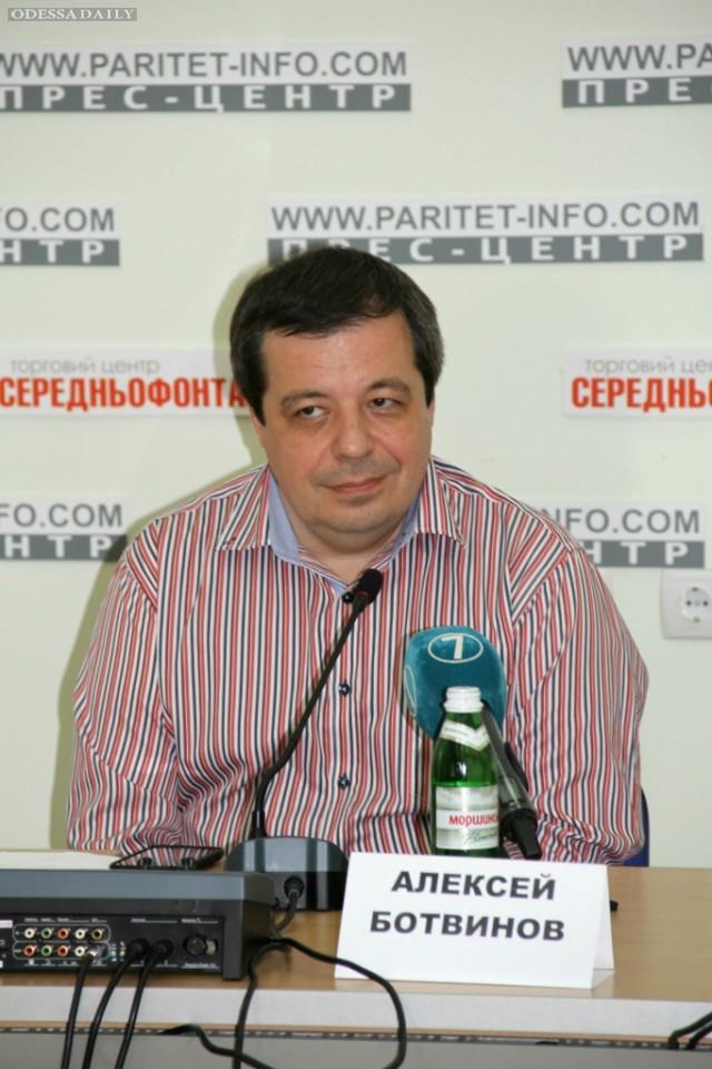 Алексей Ботвинов: Второму Международному фестивалю «Odessa Classics» быть