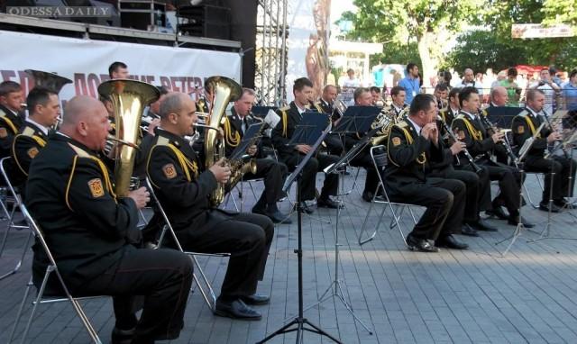 В Одессу приедут лучшие духовые оркестры Украины