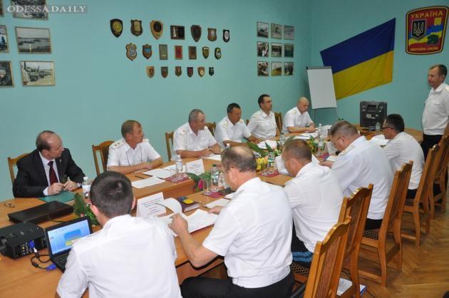 В Одессе обсудили реформирование Военно-морских сил Украины