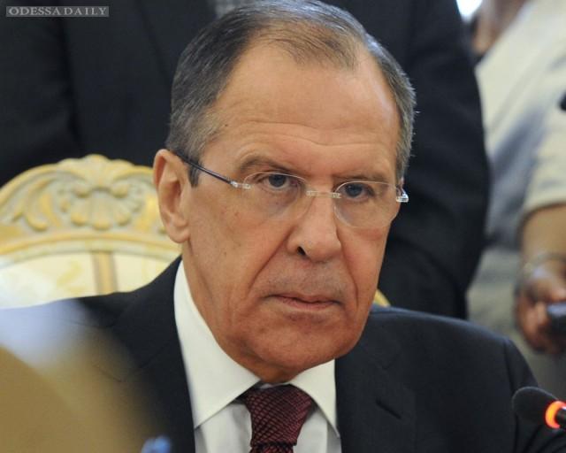 Лавров выступает за начало диалога между Киевом и боевиками на Донбассе