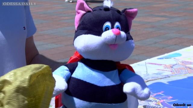 Протест Генплану -  кот в мешке
