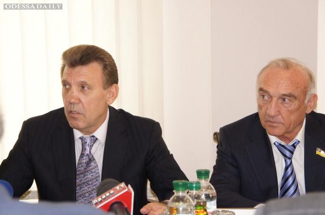Сергей Кивалов: «Мы никому не позволим игнорировать интересы одесситов»