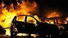 В Одессе и области сгорели три автомобиля
