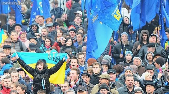 Все на пикет облуправления МВД Украины!