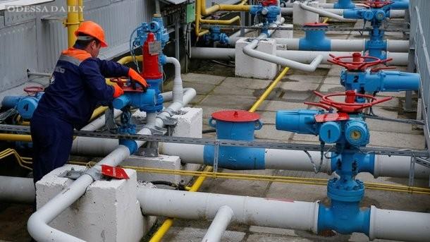 Украина резко нарастила транзит газа из России в ЕС