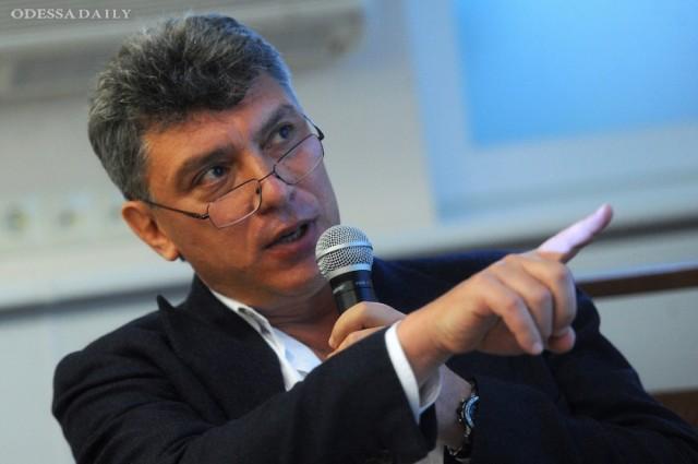 Российские оппозиционеры готовят программу выхода из кризиса и отставки Путина – Немцов