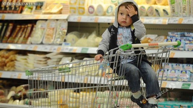 У жителей Одесской области почти 60% доходов уходит на питание