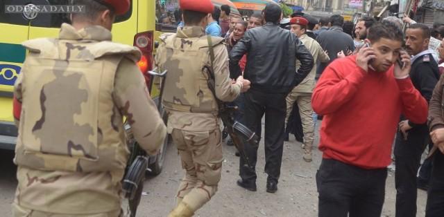 Власти Египта после терактов ввели на три месяца чрезвычайное положение
