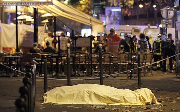 Свидетель теракта в рок-клубе Парижа: «Это была кровавая баня»
