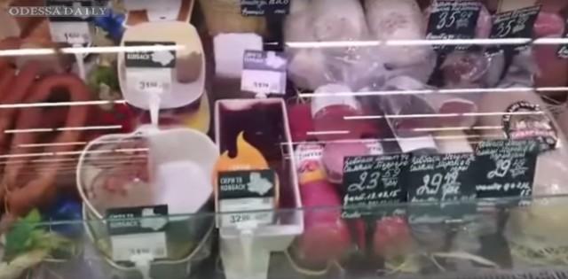 В блокадный Крым контрабандой везут украинские продукты, а «крымнаши» гоняют за дешевой «бэндеровской» едой в Херсон. ВИДЕО