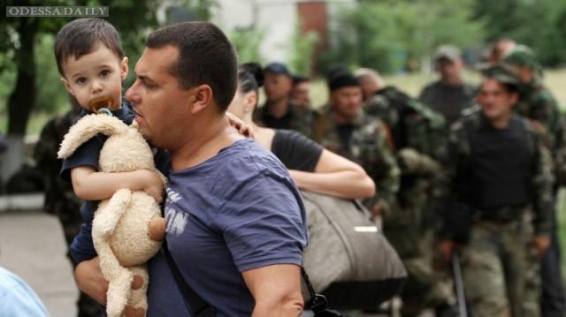 В ООН сосчитали жертв войны и переселенцев в Украине