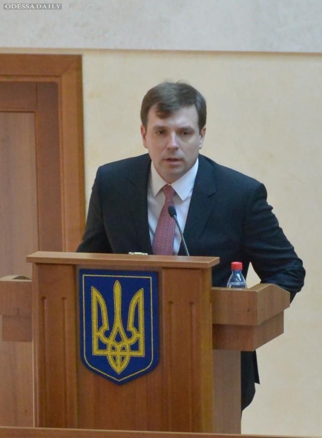 Николай Скорик войдет в состав Президиума Одесского областного совета