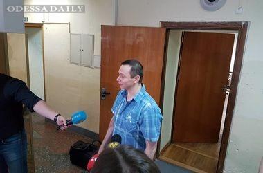 Суд выпустил на свободу аккордеониста Завадского