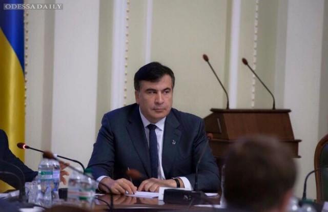 Саакашвили заявил о неизбежности досрочных выборов в Украине