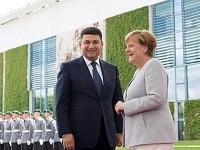 Украина и Германия проведут совместную экономическую конференцию