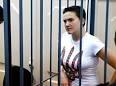 Савченко озвучила условия прекращения голодовки