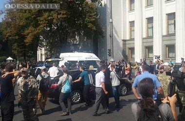 Под Радой ранен заместитель Авакова