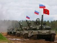 Украинская разведка обнаружила в Донецке запрещенные танки и огнеметы Буратино