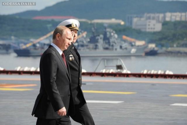 Политолог объяснил, зачем Путин отправился в оккупированный Крым