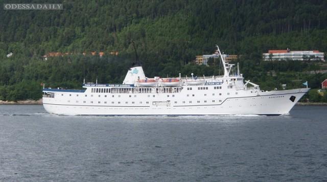 Из Одессы на Кавказ запускают американский круизный лайнер (фото)