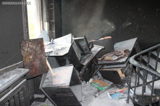 Тезисно о произошедшем в ДП 2-го мая в Одессе