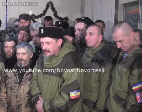Луганские казаки взбунтовались против правительства ЛНР