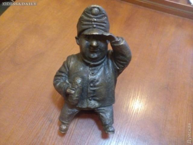 Швейк найден, воры задержаны: похищенную скульптуру бравому солдату торжественно вернут на место