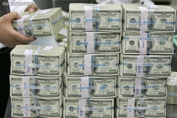 Курс доллара на черном рынке Одессы 11 марта