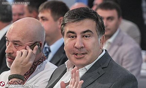 «Стабильность на кладбище, а нам нужны реформы и тряски для коррупционеров», - Саакашвили не верит в способность Яценюка провести реформы