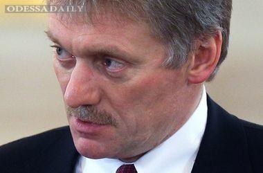 В Кремле прокомментировали желание боевиков провести военный парад на Донбассе