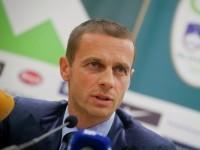 Новым президентом УЕФА избран словенец Александер Сеферин