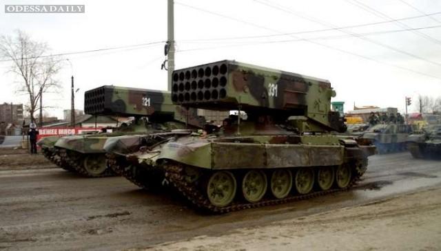 В ОБСЕ требуют от России объяснений, откуда в Донбассе взялись «Буратино»
