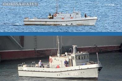 Одесским морякам дали 12 миллионов на ремонт военных кораблей