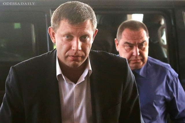 Украина готовится сорвать минские соглашения силовым методом, отделив «ДНР» от «ЛНР», — Захарченко