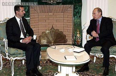Россия будет поддерживать сирийскую армию с воздуха без наземных действий – Путин