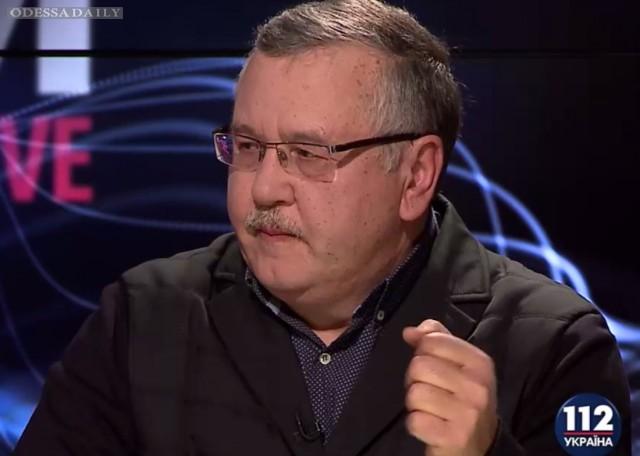 Гриценко: Я дал показания против 11 высших чиновников по делу об оккупации Крыма и Донбасса