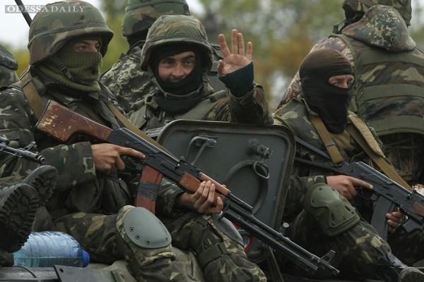 Сводка ИС: террористы устроили «охоту» на ДРГ украинских войск