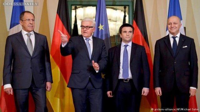 Климкин остался недоволен переговорами в Берлине - СМИ