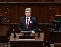 Порошенко пообещал внести в Раду законопроект об отказе от внеблоковости