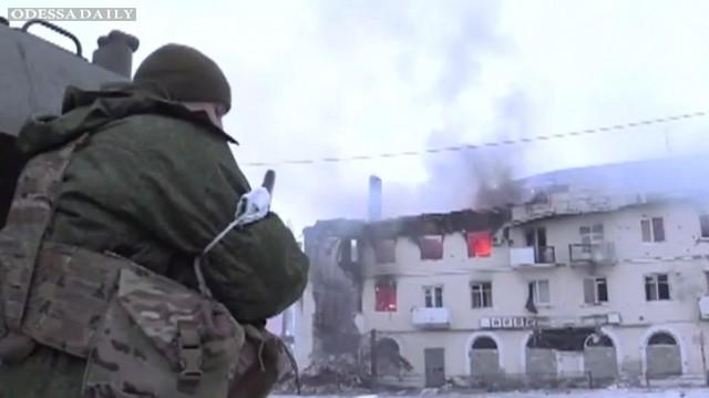 Война России против Украины: последние события в Донбассе - 02