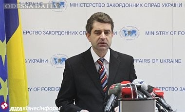 Силы АТО не планируют наступательных операций - МИД Украины