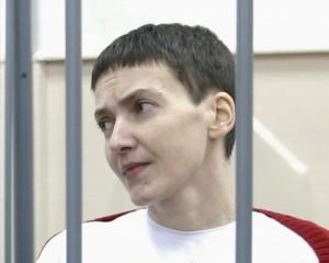 Следственный комитет РФ определился с обвинениями для Савченко
