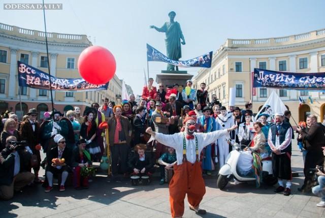 По настоянию Киева в Одессе отменили Юморину