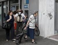 Банки в Греции закрылись до 6 июля